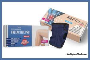 Qu'est-ce que Knee Active Plus et Knee Active Pro